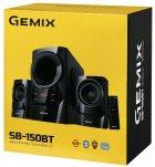Акустична система Gemix SB-150BT Black - зображення 8