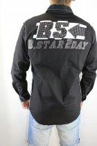 Рубашка B-Star 441 черная 3XL - изображение 3