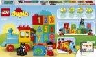 Конструктор LEGO DUPLO Поезд Считай и играй 23 детали (10847) - изображение 8