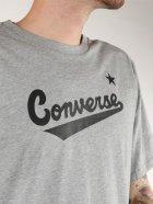 Футболка Converse Center Front Logo Tee White 10018235-035 S (888757224395) - изображение 2