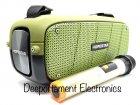 Портативная Bluetooth колонка Hopestar A20 Pro (зеленый) - изображение 2