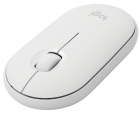 Мышь Logitech Pebble M350 Wireless, White (L910-005716) (6551447) - изображение 6