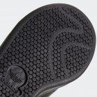 Кеды Adidas Originals Stan Smith M20327 55 (19UK) 37.5 см Black1/Black1/Black1 (4055008169712) - изображение 9