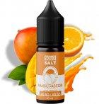 Рідина для POD-систем SoloSalt Mango Passion 25 мг 10 мл (Манго + апельсин) (4820256390078) - зображення 1