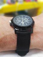 Часы Gemius Army Наручные мужские Черные - изображение 3