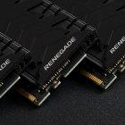 Оперативная память Kingston Fury DDR4-3200 131072MB PC4-25600 (Kit of 4x32768) Renegade Black (KF432C16RBK4/128) - изображение 6