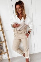 Fashions • Спортивный костюм Ориана Fashions XL (48-50) бежевый (555201) - изображение 3