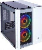 Корпус Corsair Carbide 280X RGB Tempered Glass White (CC-9011137-WW) без БЖ - зображення 1