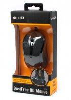 Миша A4Tech N-360-1 grey, USB V-Track - зображення 5