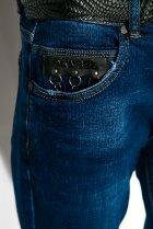 Джинсы женские Time of Style 120PLEDK221 26 Синий - изображение 5