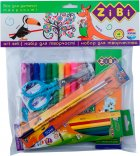 Развивающий набор ZiBi для творчества детей от 3 лет (ZB.9953) - изображение 1