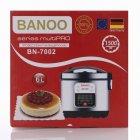 Мультиварка Пароварка Banoo 48 программ с йогуртницей и хлебопечкой для кухни на 6 л 1500 Вт (BN-7002 ) - изображение 2
