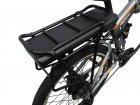 """Електровелосипед складаний МАЦІ 36V 12Ah 500W 26"""" / рама 17"""" сіро-помаранчевий - зображення 3"""