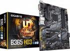 Материнская плата Gigabyte B365 HD3 (s1151, Intel B365, PCI-Ex16) - изображение 5