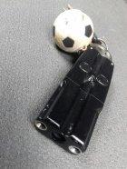 Револьвер під патрон Флобера - брелок Mig X (двухзарядный, чорний) - зображення 2