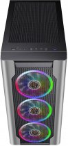 Корпус 1STPLAYER DX-R1-PLUS Color LED Black - зображення 3
