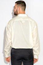 Рубашка Time of Style 120PAR059 XXXL Светло-желтый - изображение 4