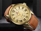 Чоловічі годинники Naviforce Royal Lite Gold - зображення 2