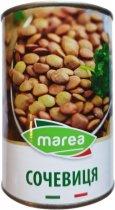 Упаковка чечевицы Marea Lentils 400 г х 3 шт (8033219794189) - изображение 2