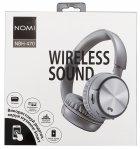 Навушники Nomi NBH-470 Lite Сірі - изображение 4