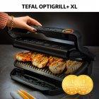 Гриль TEFAL OptiGrill+ XL GC722834 - изображение 2