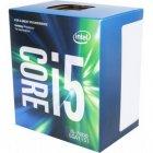 Процесор CPU Core i5-7400 QUAD-CORE 3,00Ghz-3,50GHz(Turbo)/6Mb/14nm/65W Kaby Lake-S (BX80677I57400) s1151 BOX - зображення 1
