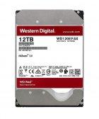 Накопичувач HDD SATA 12.0 TB WD Red NAS 5400rpm 256MB (WD120EFAX) - зображення 1