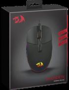 Мышь Redragon Invader RGB IR USB Black (78332) - изображение 3