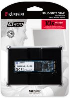 Kingston SSD SSDNow A400 480GB M.2 2280 SATAIII 3D V-NAND (SA400M8/480G) - изображение 3
