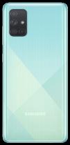 Мобильный телефон Samsung Galaxy A71 6/128GB Blue (SM-A715FZBUSEK) - изображение 2