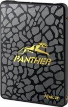 """Apacer AS340 Panther 120GB 2.5"""" SATAIII TLC BULK (AP120GAS340G) - изображение 2"""