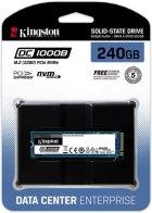 Kingston DC1000B 240GB NVMe M.2 2280 PCIe 3.0 x4 3D NAND TLC (SEDC1000BM8/240G) - изображение 3
