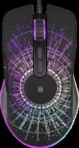 Миша Defender Sirius GM-660L RGB USB Black (52660) - зображення 2