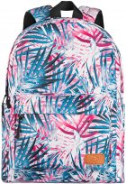 "Рюкзак 2E TeensPack 13"" Palms Pink/Blue (2E-BPT6114PK) - зображення 1"