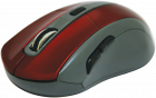Мышь Defender Accura MM-965 Wireless Red-Grey (52966) - изображение 2