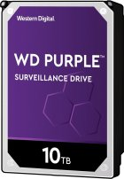 Жорсткий диск Western Digital Purple 10TB 7200rpm 256MB WD102PURZ 3.5 SATA III - зображення 1