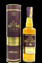 Віскі Glen Silver's Blended Scotch 8 y.o 0.7 л 40% (8414771862811) - зображення 1