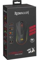 Миша Redragon Cobra FPS RGB IR USB Black (78284) - зображення 6