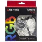 Куллер Fantech Turbine FC-123 вентилятор для корпуса 1200 об/мин RGB подсветка гидравлический подшипник - изображение 10