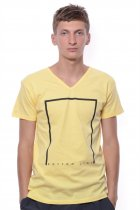 Мужская футболка VA Bk25202090z жёлтый S - изображение 1