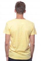 Мужская футболка VA Bk25202090z жёлтый S - изображение 2
