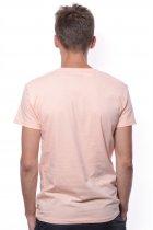 Мужская футболка VA Bk25201090a персиковый S - изображение 2