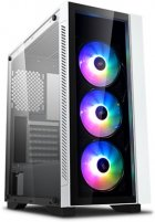 Корпус DeepCool Matrexx 55 V3 ADD-RGB WH 3F - зображення 2
