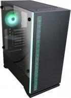 Корпус Zalman S5 Black Tempered Glass - зображення 2