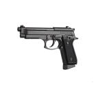 Пневматический пистолет KWC Beretta M92 FS KMB-15 AHN Blowback Беретта автоматический огонь блоубэк 99 м/с - изображение 1