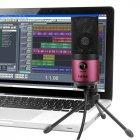 Студійний USB мікрофон fifine K669 Рожевий (164) - зображення 3