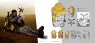 Артбук Світ гри Death Stranding - Kojima Productions (9786177756124) - зображення 5