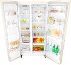 Side-by-side холодильник LG GC-B247SEDC - изображение 8