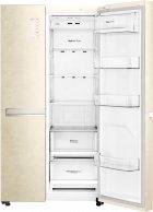 Side-by-side холодильник LG GC-B247SEDC - изображение 4