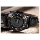 Мужские часы Megir Black MG1067 (ML1067G-BK-1N0) - изображение 2